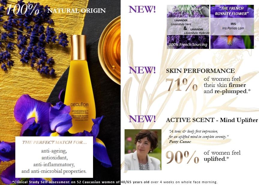 New Iris Serum